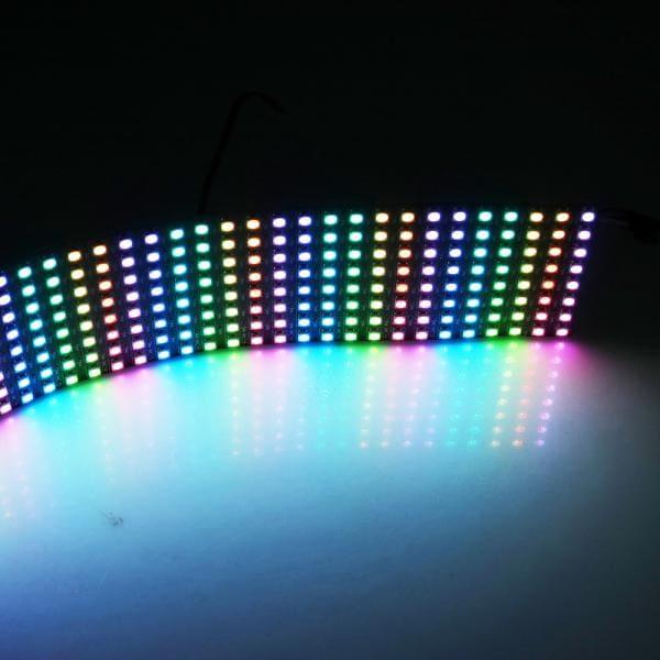 Painel Controlador de LED